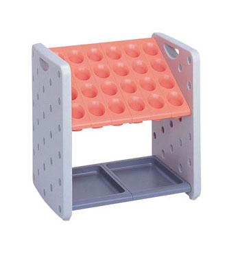 【 業務用 】アーバンピットK K24[24本立] オレンジ 【 メーカー直送/代金引換決済不可 】 【 店舗備品傘立て 】