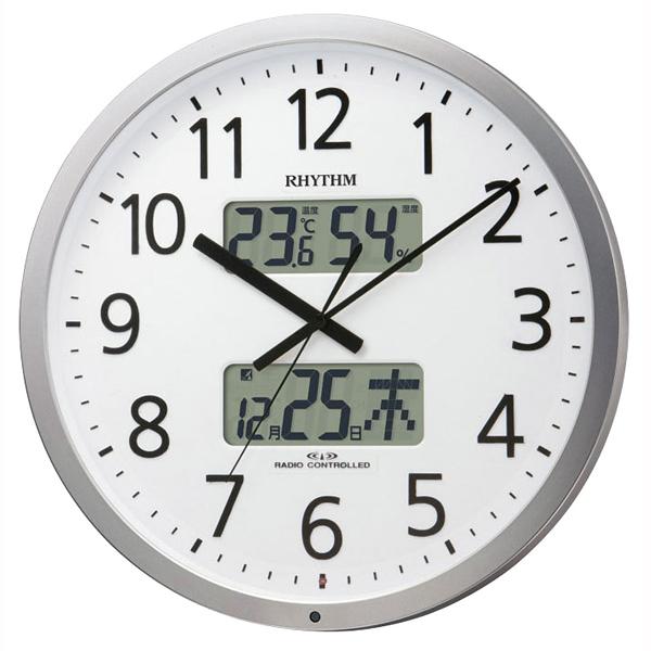【 業務用 】電波時計 プログラムカレンダー403SR 4FN403SR19
