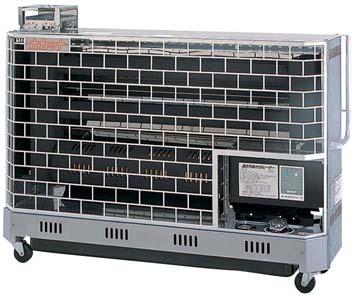 【 業務用 】【 送料無料 】 ホカット 赤外線オイルヒーター SE15 60Hz 【 メーカー直送/代金引換決済不可 】