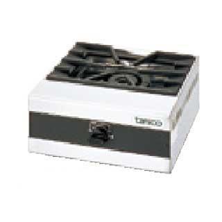 【 業務用 】タニコー 卓上ガステーブル TMS-TGU-1245【 メーカー直送/後払い決済不可 】