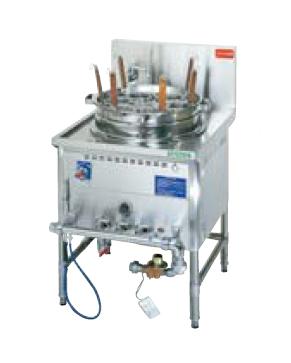 【 業務用 】タニコー ガスゆで麺器 TU-1ND 【 メーカー直送/後払い決済不可 】