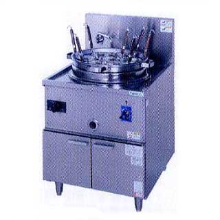 【 業務用 】タニコー ガスゆで麺器 TU-2N 【 メーカー直送/後払い決済不可 】