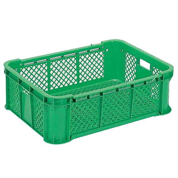 【まとめ買い10個セット品】 【即納】 サンテナー B#40-4 グリーン 【厨房館】