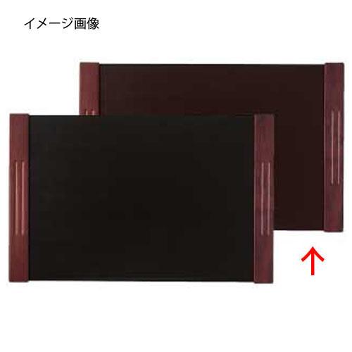 【まとめ買い10個セット品】 シンビ デスクマット HR-1060 茶