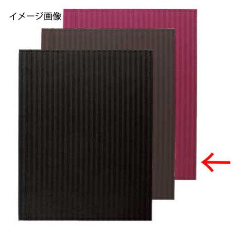 【まとめ買い10個セット品】 シンビ メニューブック ST-101 レッド