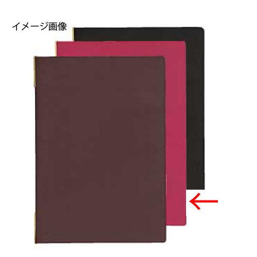 【まとめ買い10個セット品】 シンビ メニューブック LKM-101 赤