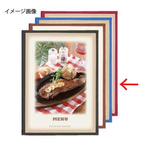 【まとめ買い10個セット品】 シンビ メニューブック HB-ABW-20 赤