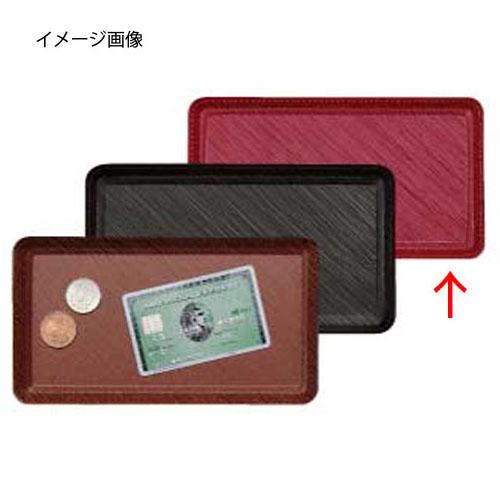 【まとめ買い10個セット品】 シンビ キャッシュトレイ GL-206 赤