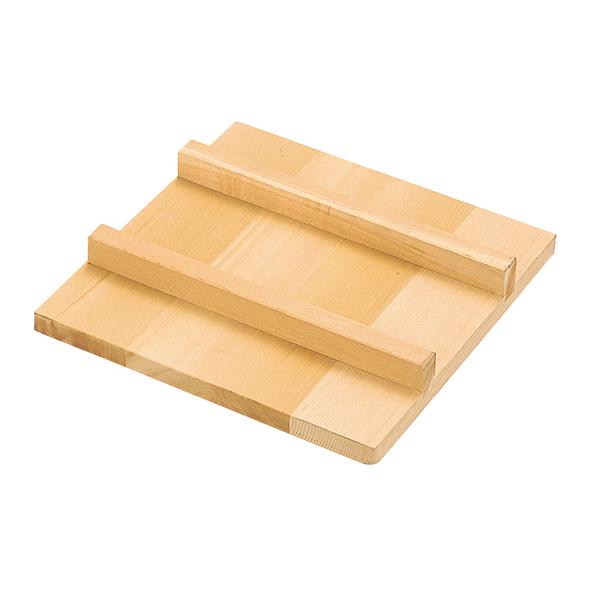 【まとめ買い10個セット品】 【即納】 玉子焼用木蓋(関東型) 21cm用 サイズ:210mm×210mm 【厨房館】