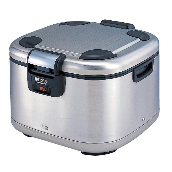 【まとめ買い10個セット品】 【即納】 JHE-A720 業務用電子ジャー 角型 タイガー 【厨房館】