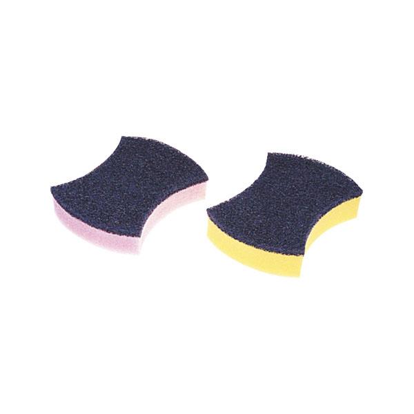【まとめ買い10個セット品】 【即納】 3M パワースポンジ No.3005 ピンク(10個入) 【厨房館】