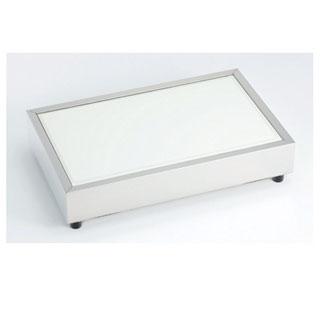 【 業務用 】タイジ クールプレート CP-520GW (ガラストップ/ホワイト仕様)