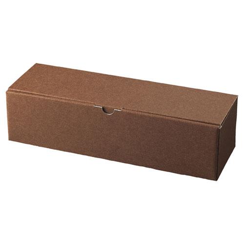 【まとめ買い10個セット品】 ギフトボックス ブラウン 32×8.5×8.5 10枚【店舗什器 小物 ディスプレー ギフト ラッピング 包装紙 袋 消耗品 店舗備品】【厨房館】