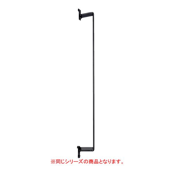 【まとめ買い10個セット品】 サイドガードフレーム 左右セット L90cm ホワイト 【厨房館】