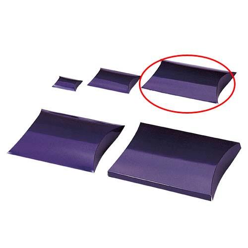 【まとめ買い10個セット品】 ギフトボックス 紫紺 30(24)×19.5×6 10枚【店舗什器 小物 ディスプレー ギフト ラッピング 包装紙 袋 消耗品 店舗備品】【厨房館】