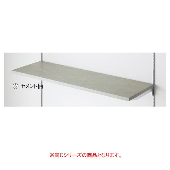 【まとめ買い10個セット品】 木棚W90×D30cm ホワイト 【厨房館】