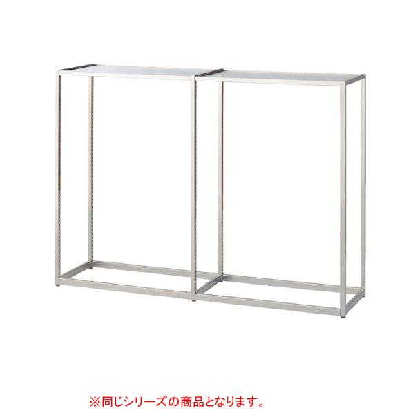 【まとめ買い10個セット品】 LR4中央片面ステンレスW90×H135本体シナ単板 天板セット 【厨房館】