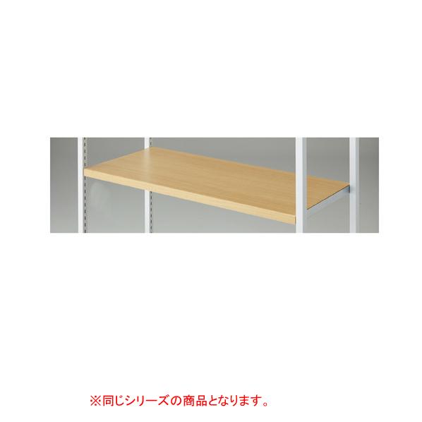 【まとめ買い10個セット品】 4点受け専用木棚セットホワイトW90cm オークフロマージュ 【厨房館】