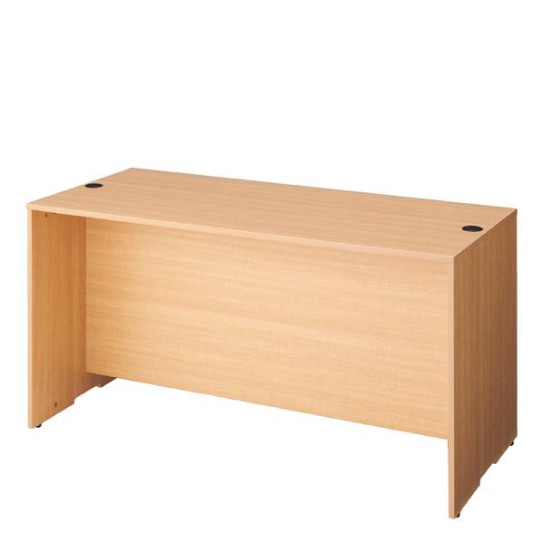 【まとめ買い10個セット品】 木製ローカウンターW140cm ラスティック 【厨房館】