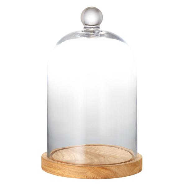 【まとめ買い10個セット品】 ガラスドーム大1台 【厨房館】