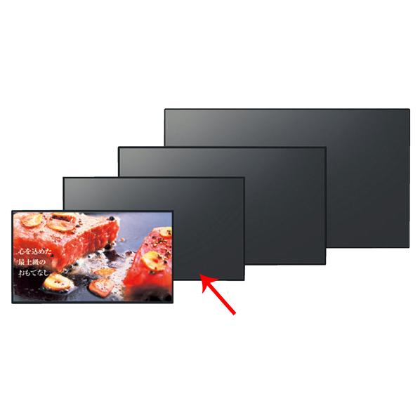 【まとめ買い10個セット品】 フルハイビジョン 液晶ディスプレイ 48インチ LFE8シリーズ 【厨房館】