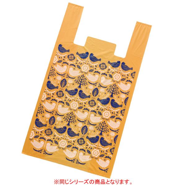 【まとめ買い10個セット品】 ノルディックスタイル レジ袋 30×55cm 100枚 30×55(39)×横マチ15cm 100枚 【厨房館】