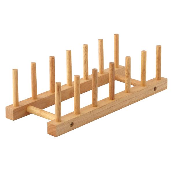 【まとめ買い10個セット品】 木製小物立て 6個 【厨房館】