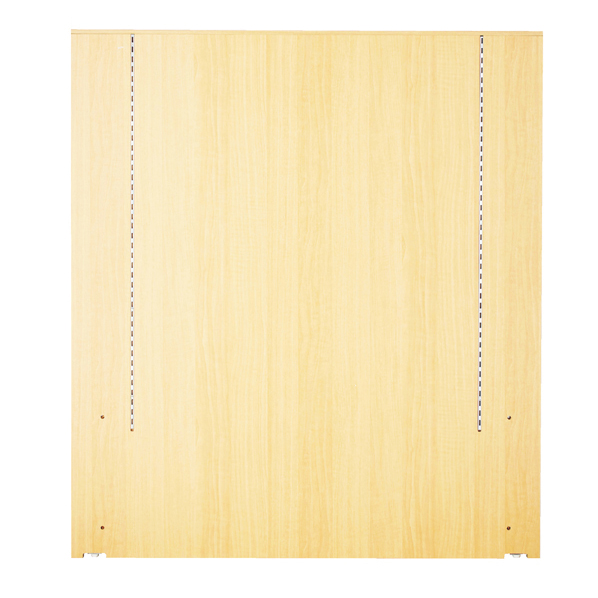 【まとめ買い10個セット品】 F-PANEL センターパネルW1202×H1350 エクリュ (両面スリット仕様) 【厨房館】