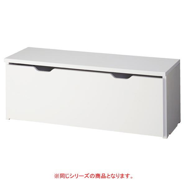【まとめ買い10個セット品】 F-PANEL コの字&収納トロッコW120cm エクリュ 【厨房館】