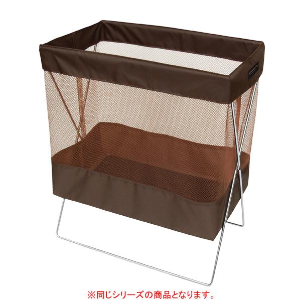 【まとめ買い10個セット品】 サイドワゴンメッシュ L ブラック 1台 【厨房館】