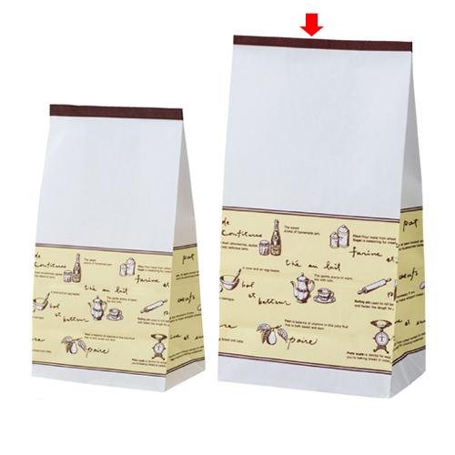 【まとめ買い10個セット品】 ティータイム 15×9×28 1000枚【店舗備品 包装紙 ラッピング 袋 ディスプレー店舗】【厨房館】
