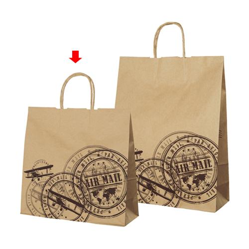 【まとめ買い10個セット品】 プレインスタンプ 32×11.5×31 200枚【店舗備品 包装紙 ラッピング 袋 ディスプレー店舗】【厨房館】