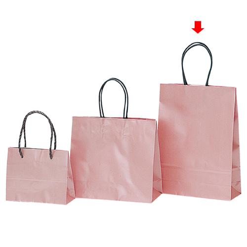 パールカラー ローズ M 200枚【店舗備品 包装紙 ラッピング 袋 ディスプレー店舗】【厨房館】