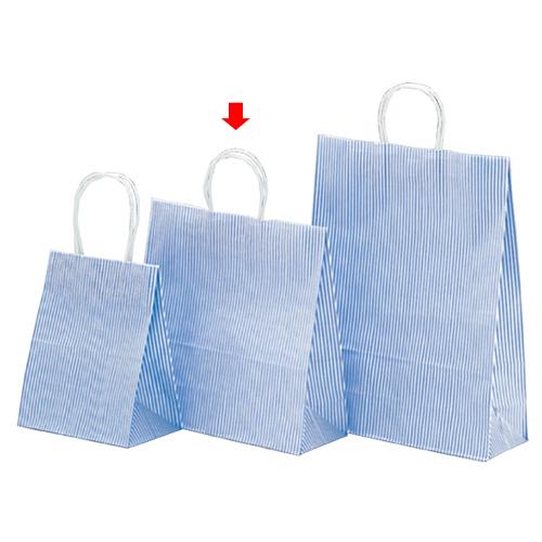 【まとめ買い10個セット品】 モノストライプ 32×11.5×31 50枚【店舗備品 包装紙 ラッピング 袋 ディスプレー店舗】【厨房館】