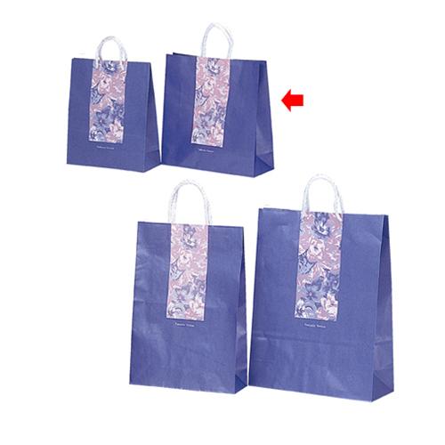 【まとめ買い10個セット品】 ブロッサム 32×11×32 50枚【店舗備品 包装紙 ラッピング 袋 ディスプレー店舗】【厨房館】