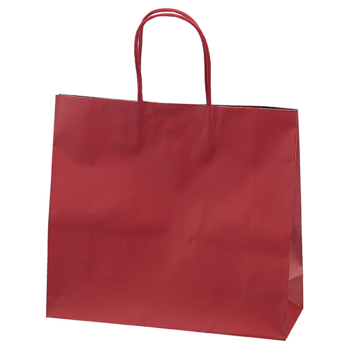 【まとめ買い10個セット品】 マットバッグ ワイン 32×11×29 10枚【店舗備品 包装紙 ラッピング 袋 ディスプレー店舗】【厨房館】