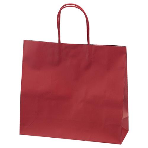 マットバッグ ワイン 32×11×29 100枚【店舗備品 包装紙 ラッピング 袋 ディスプレー店舗】【厨房館】