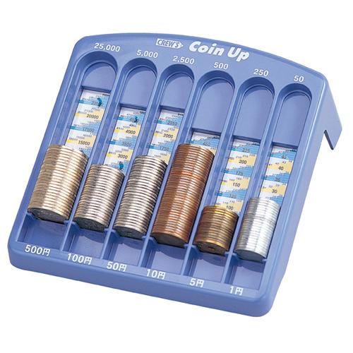 【まとめ買い10個セット品】 コインアップ 硬貨計算器【厨房館】
