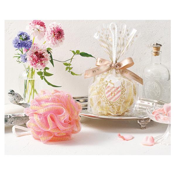 ホイップ泡立てパフ80個 【桜 サクラ さくら 春 景品 プレゼント 雑貨 イベント 装飾】 【厨房館】