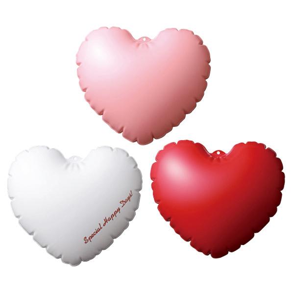 【まとめ買い10個セット品】 バレンタインバルーン3個 【バレンタインデー グッズ 飾り イベント 装飾】 【厨房館】