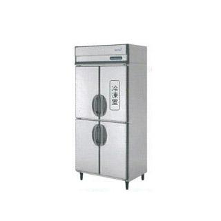 【 業務用 】福島工業 フクシマ 業務用冷凍冷蔵庫 内装ステンレス鋼板 幅900×奥行800×高1950mm ARD-091PM 【 メーカー直送/代引不可 】