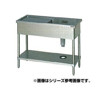 【 業務用 】マルゼン 一槽水切シンク BG無 W900×D450×H800〔BSM1X-094RN〕 【 メーカー直送/代引不可 】