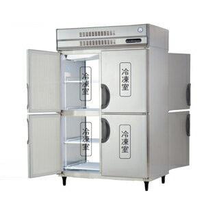 【 業務用 】福島工業 フクシマ パススルー冷凍庫 幅1200mm 奥行840mm タイプ PRD-124FMD7