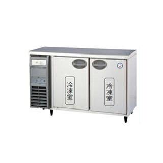 【 業務用 】福島工業 フクシマ 業務用冷凍庫 幅1200mm 奥行600mmタイプ YRC-122FE2