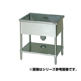 【 業務用 】マルゼン 1槽シンク BS1-187N 【 メーカー直送/代引不可 】