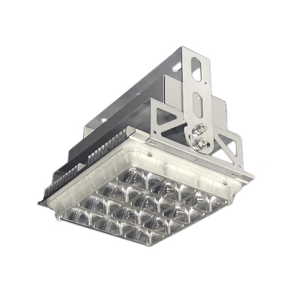 バーゲンセール 高天井用LED照明器具 角形 一般モデル 水銀ランプ400形相当 N-PJX8 中角配光50°DRGC17H12S 厨房館 値下げ