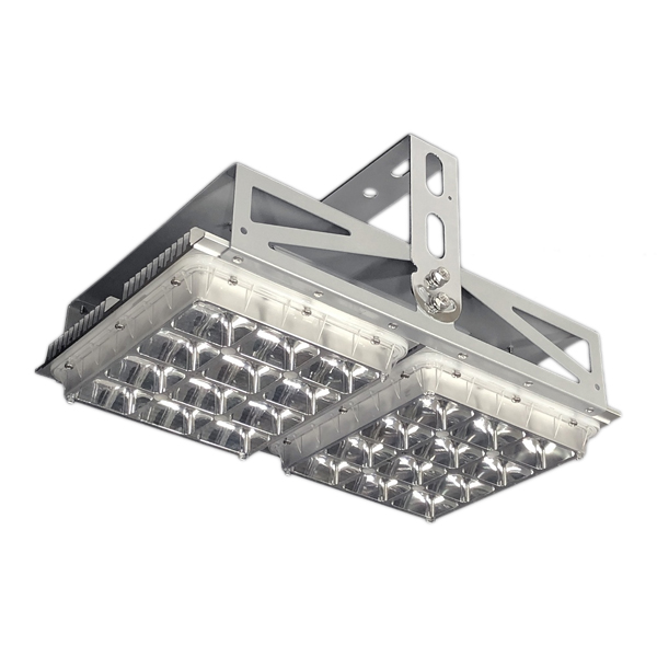 高天井用LED照明器具 角形 海外並行輸入正規品 一般モデル 水銀ランプ700形相当 N-PJX8 新着セール 中角配光50°DRGC30H12S 厨房館