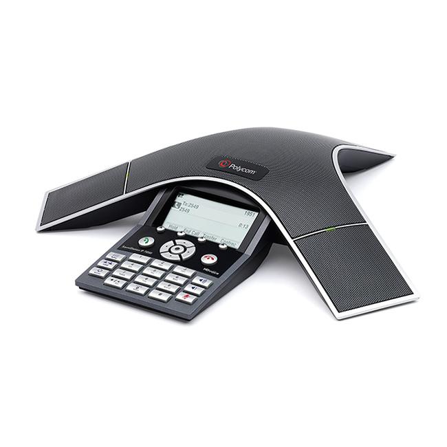 【送料無料・代引不可】Polycom/ポリコム 音声会議システム SoundStation(サウンドステーション) IP 7000(2230-40300-002)