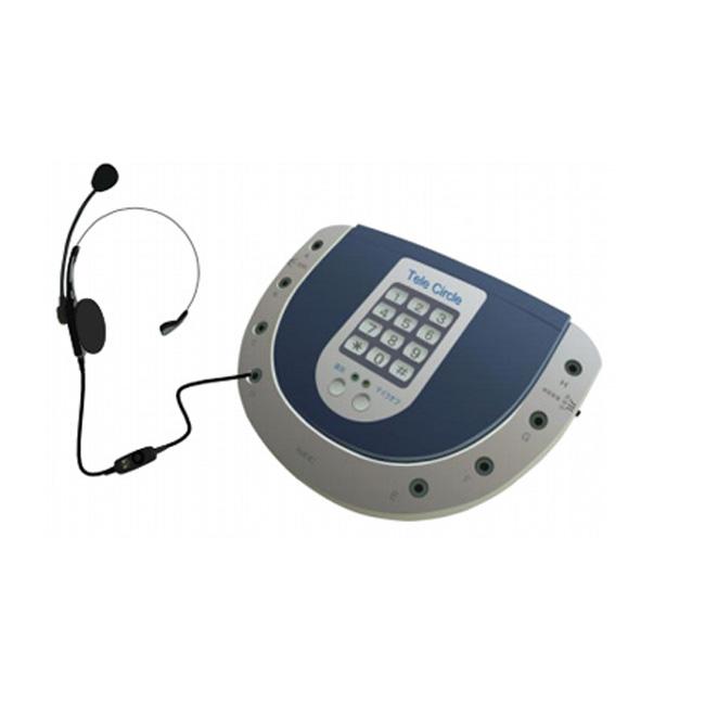 【送料無料・代引不可】NEC通信システム ヘッドセット式電話会議端末 Tele Circle MT-20A1