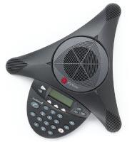 【台数限定】【送料無料】ディスプレイ有り Polycom 電話会議システム Sound Station2 EX(PPSS-2) ポリコム※2200-16200-002 サウンドステーション2 EX